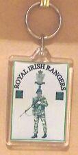 Royal Irish Rangers key ring..