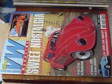 11µµ Revue Super VW Mag n°224 avec poster Cox Top Chop Cox car Cox 1302 TDE