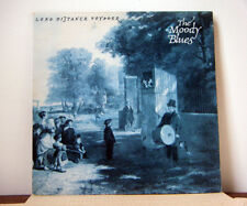 MOODY BLUES  LP Long Distance Voyager 1981 Threshold