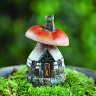 Fiddlehead Fairy Garden- Micro-Mini Fairy Houses- Miniature Garden Houses