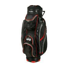NEW PowerBilt Golf TPS 5400 Cart Bag 14-way Top - Black / Red