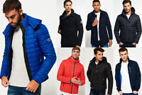 New Mens Superdry Jackets Selection - Various Styles & Colours 1912 2