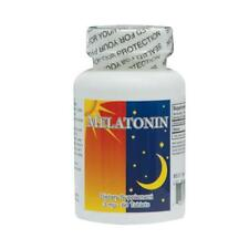 Melatonin 3 mg 60 Tabs, Natural Sleep Improve Sleep Quality, Made in USA NEW