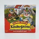Jump Start Kindergarten (pc 1997) Cd-rom Windows 95 98 3.1 Learn Computer Game