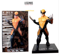 FIGURA LOBEZNO MARVEL NOW Wolverine  ARTFX+STATUE 1/10.  22CM en CAJA