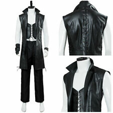 Devil May Cry V DMC5 Dress Outfit Cosplay Costume Coat Uniform Suit Vest