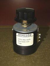 Shallco Audio Attenuator, Type 554-0182-000, Western Electric