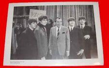 POSTER 35x50 BEATLES I FAVOLOSI ANNI '60
