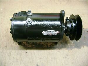 Original 1939-1951 International Generator Farmall 1101358 6 Volt Delco H M C A