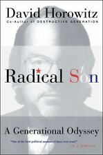 Radical Son: A Generational Oddysey: By Horowitz, David