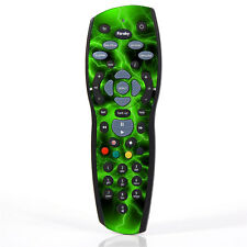 Green Lightning Electric Vinyl Skin Sticker for Sky+ Plus HD Remote Controller