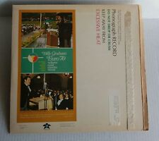 Billy Graham - Euro '70 Where East Meets West (World Wide BG 2932 Stereo)