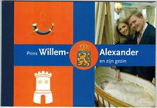 Nederland  Prestigeboekje 4 Koninklijk Huis 3  (pr4)