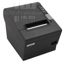 Epson TM-T88IV POS Thermal Printer, Ethernet Interface, Dark Grey