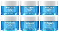 Neutrogena Hydro Boost Water Gel Face Moisturizer, Hyaluronic Gel, 1.7 Oz (6 Pk)