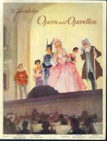 Opern und Operetten Band 1 - R. Krentzlin