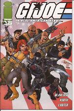 G.I. Joe # 1 * J. Scott Campbell cover * Near Mint * Image Comics