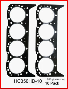 Engine Cylinder Head Gasket ENGINETECH, INC. HC350HD-10