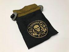 PLATADEPALO Skull Cover Case Bag for Jewels - Bolsa Joyas PLATA DE PALO - Small