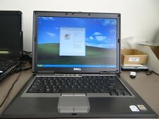 Dell D620, Core 2 Duo T7200 Laptop,  RS-232 Serial Com Port, Windows XP Pro