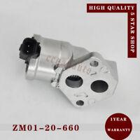 OEM# ZM01-20-660 IAC Idle Air Control Valve for 1999-2003 Mazda Protege 1.6L L4