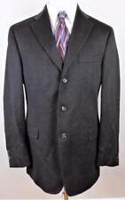 ARNOLD BRANT~NWOT~42 L-T~Gray~3 Button~2 Vent~Cashmere Mink~Soft~Sport Jacket