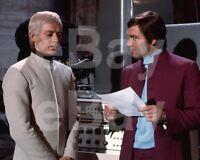 UFO (TV) Ed Bishop, Michael Billington 10x8 Photo
