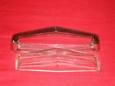 Lucas L649 Glass Lens & Chrome Cover - Rover, Austin, Morris