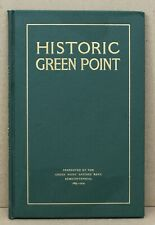 Historic Green Point, Green Point Savings Bank Semi-centennial 1919 Book Exc