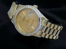Relojes de pulsera Rolex Lady-Datejust oro amarillo