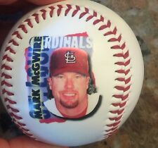 Mark McGwire 1998 Chex Cereal Promotional Fotoball Baseball