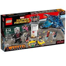 LEGO Super Hero Airport Battle Set 76051 Marvel Heroes Captain America Civil War