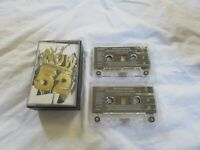 RARE NOW THAT'S WHAT I CALL MUSIC 52  - CASSETTES IN VGC play tested