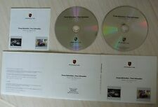 CD ROM PORSCHE PRESSE INFORMATION MODELES 2008 2 DISQUES