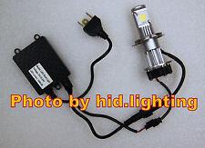 1x Motorcycle Bike 1800LM H4 50W CREE CXA1512 LED HeadLight Head Beam auto bulb