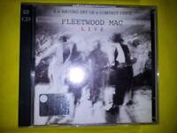 FLEETWOOD MAC - LIVE. DOPPIO CD.