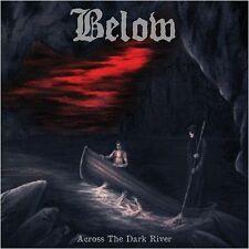 BELOW - Across The River  [GREY METALLIC Vinyl] LP