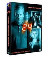 24 Temporada 1 - DVD COMPLETA 6 DISCOS DE DVDS