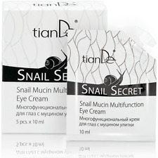 TianDe Snail Mucin Multifunction Anti Wrinkle  Eye Cream 1x10ml