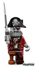 Lego 71010 Minifigur Serie 14 #02 Zombie-Pirat Neu und ungeöffnet New/Sealed