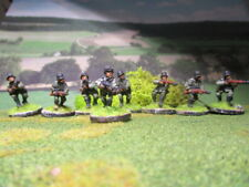 8 figure 20mm Britannia Miniatures WW2 German Wehrmacht Infantry Squad painted