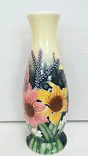 Old tupton ware vase - 1159 summer bouquet