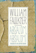 Absalom, Absalom! by William Faulkner (Hardback, 1993)