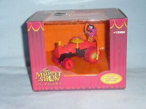 The Muppet Show ANIMAL'S CAR by Corgi JIM HENSON COMPANY NIB mint condition 2002