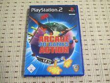 Arcade Action für Playstation 2 PS2 PS 2 *OVP*