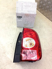 FEU ARRIERE DACIA DUSTER COTE DROIT 265509517R_RIGHT,rear-taillight