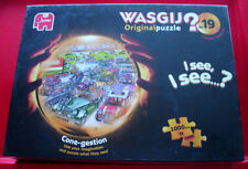 Wasgij 19 CONE-GESTION 1000 pc Jigsaw Puzzle NEW SEALED James Alexander Cartoon
