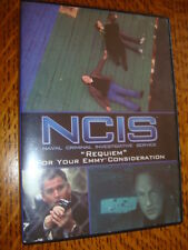 "NCIS 07 EMMY DVD 1 EPISODE  ""REQUIEM"" !! MARK HARMON MICHAEL WEATHERLY"