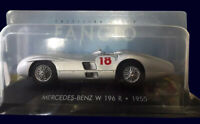 FANGIO COLLECTION - MERCEDES W 196 R (1955) Diecast 1:43 La Nacion ARGENTINA