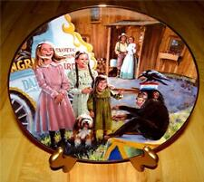 Little House on the Prairie Medicine Show Plate